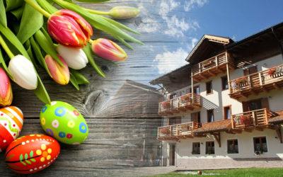 Pasqua sulle Dolomiti