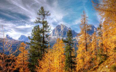 La magia dell'autunno: Ognissanti sulle Dolomiti